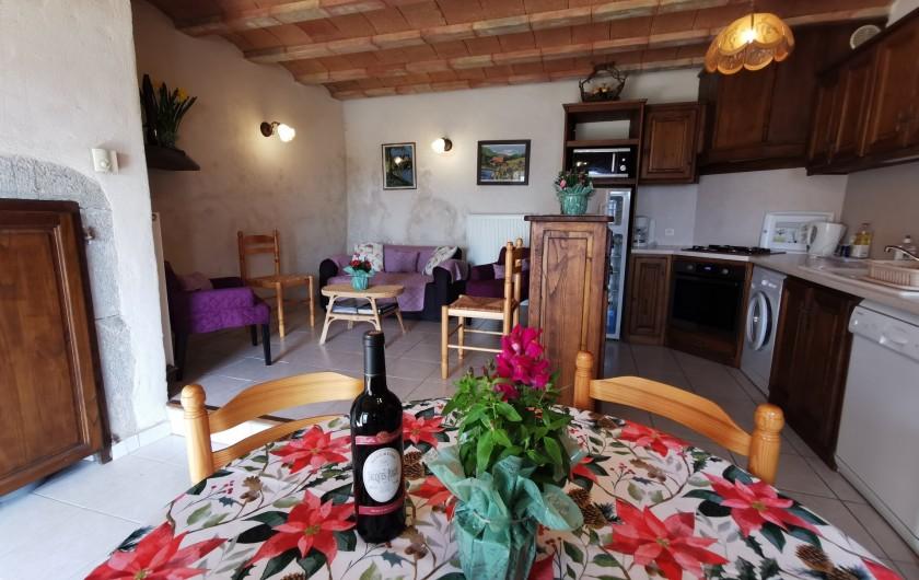 Location de vacances - Gîte à La Livinière - Les Pins