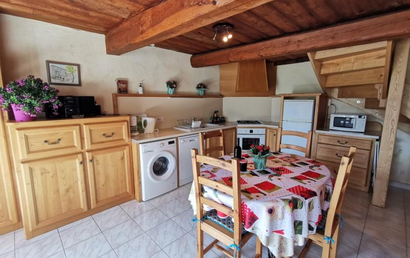 Location de vacances - Gîte à La Livinière - salle de bain Les Amandiers