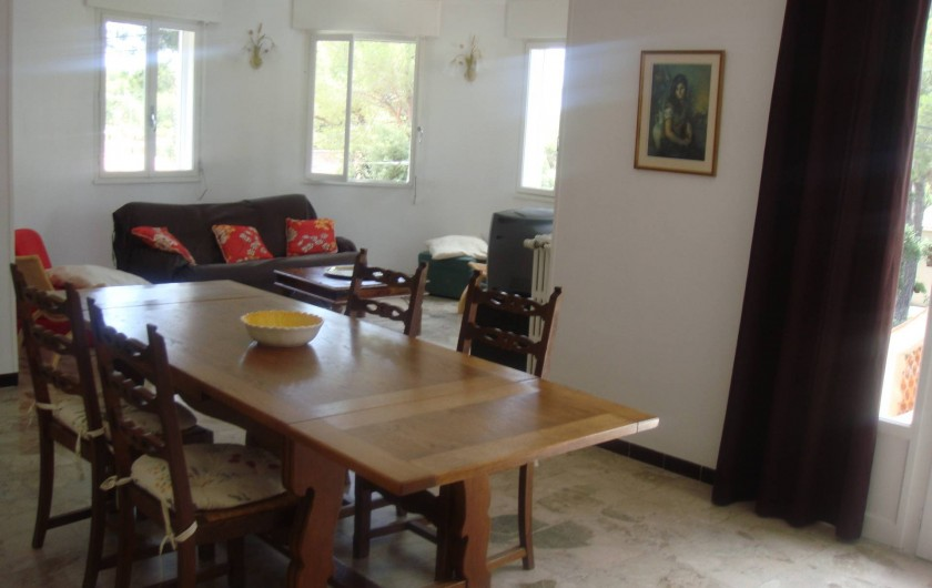 Location de vacances - Villa à Fréjus Plage