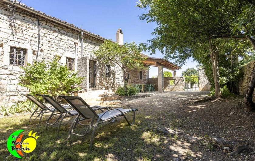 Location de vacances - Gîte à Joyeuse - Gite Magnodaire (6-7 pers)