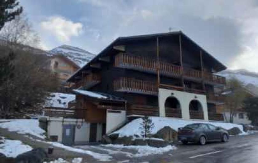 Location de vacances - Studio à Mont-de-Lans
