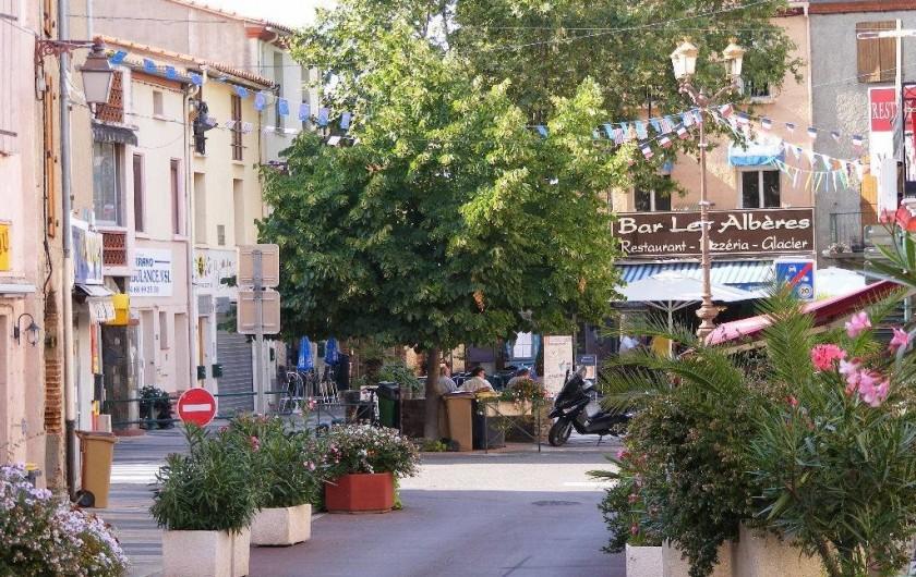 Location de vacances - Maison - Villa à Sorède - Rue Saint Jacques