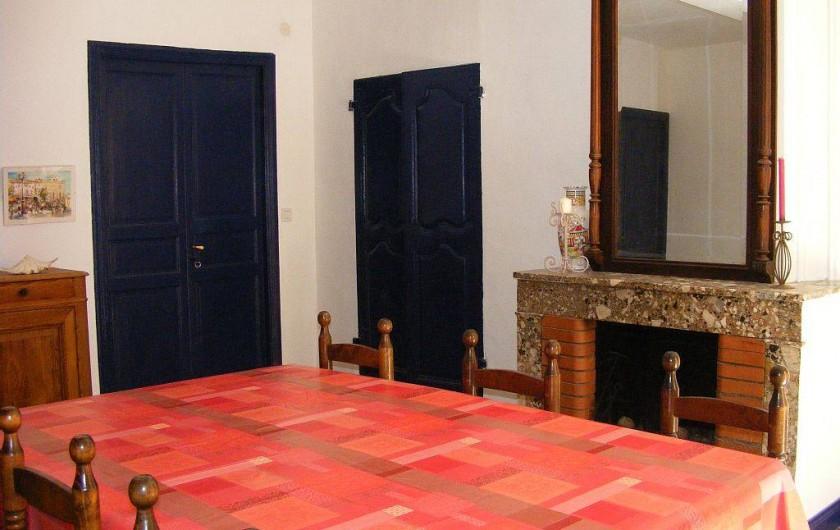 Location de vacances - Maison - Villa à Sorède - La salle à manger