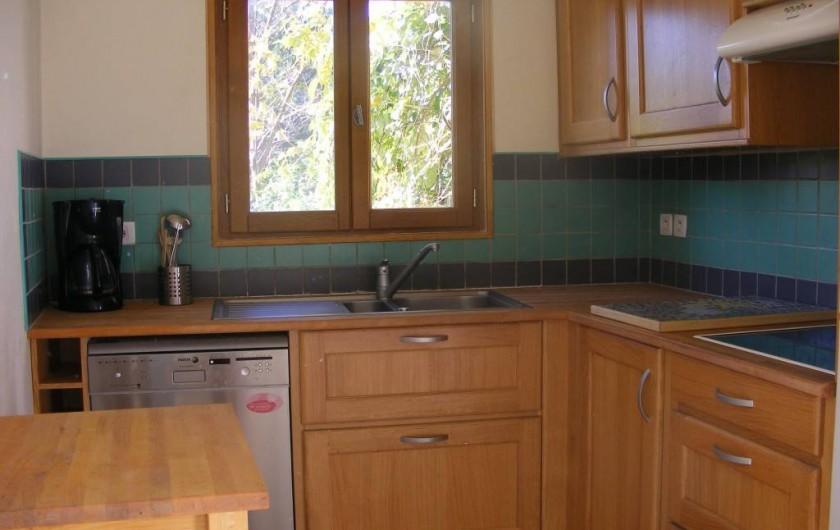 Location de vacances - Maison - Villa à Sorède - La cuisine