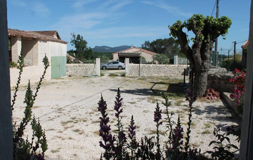 Location de vacances - Mas à Allègre-les-Fumades