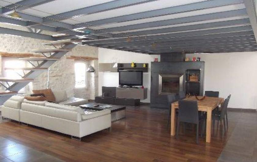 Location de vacances - Appartement à Lézan