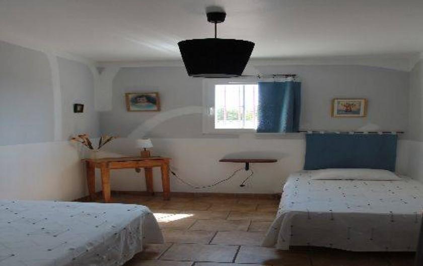 Location de vacances - Mas à Cabannes - Chambre 3