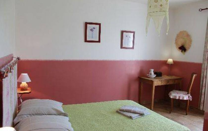 Location de vacances - Mas à Cabannes - Chambre 1
