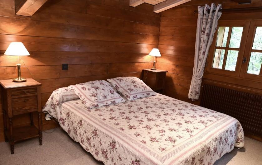 Location de vacances - Chalet à Chamonix-Mont-Blanc - Chambre 2/6