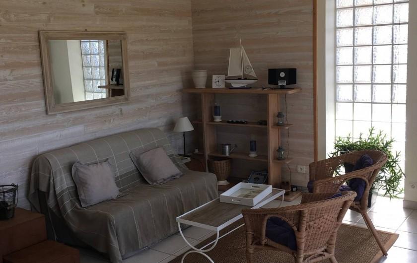 Location de vacances - Appartement à Barneville-Carteret