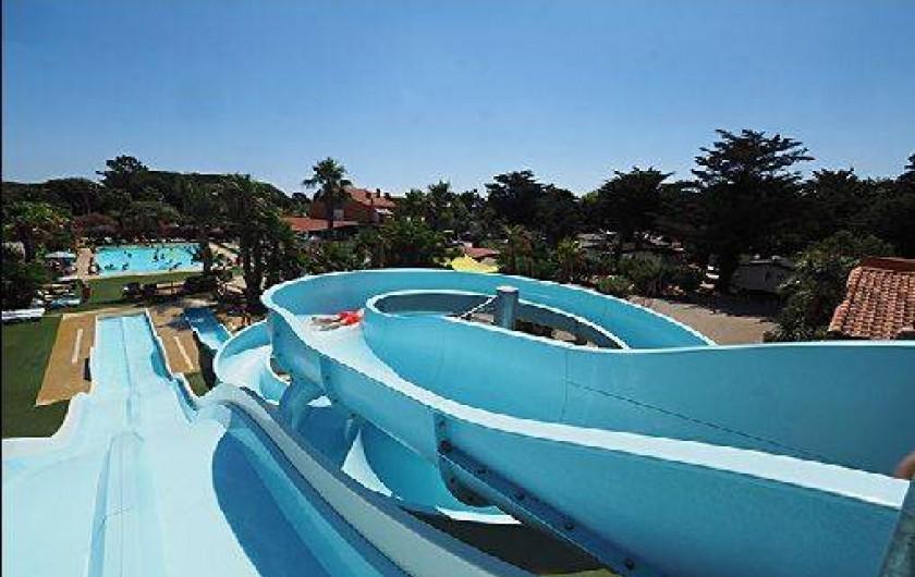 Location de vacances - Camping à Le Barcarès - Notre