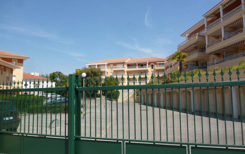 Location de vacances - Appartement à Saint-Raphaël