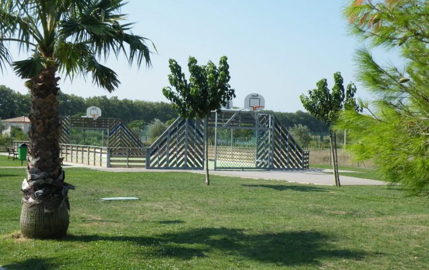 Location de vacances - Villa à Homps - Terrain de jeux