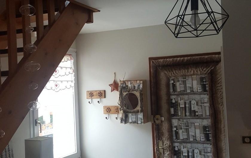 Location de vacances - Appartement à Gérardmer - entrée