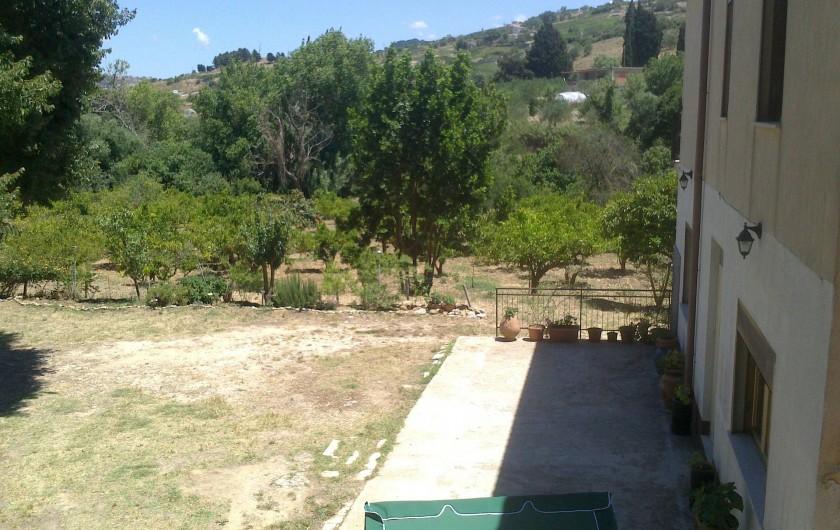 Location de vacances - Villa à Calatafimi