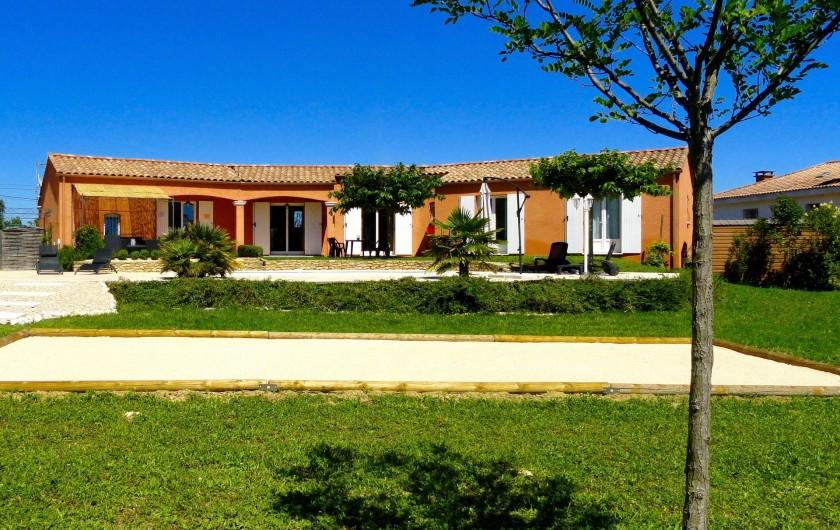 Location de vacances - Villa à Rousson
