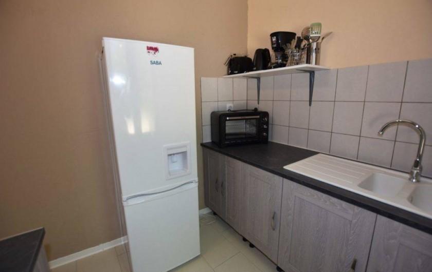 Location de vacances - Chambre d'hôtes à Lalinde - La cuisine du Gîte