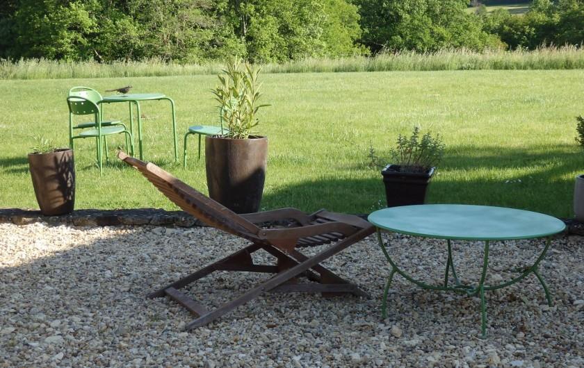 Location de vacances - Gîte à Bouillac - la quiétude de la campagne