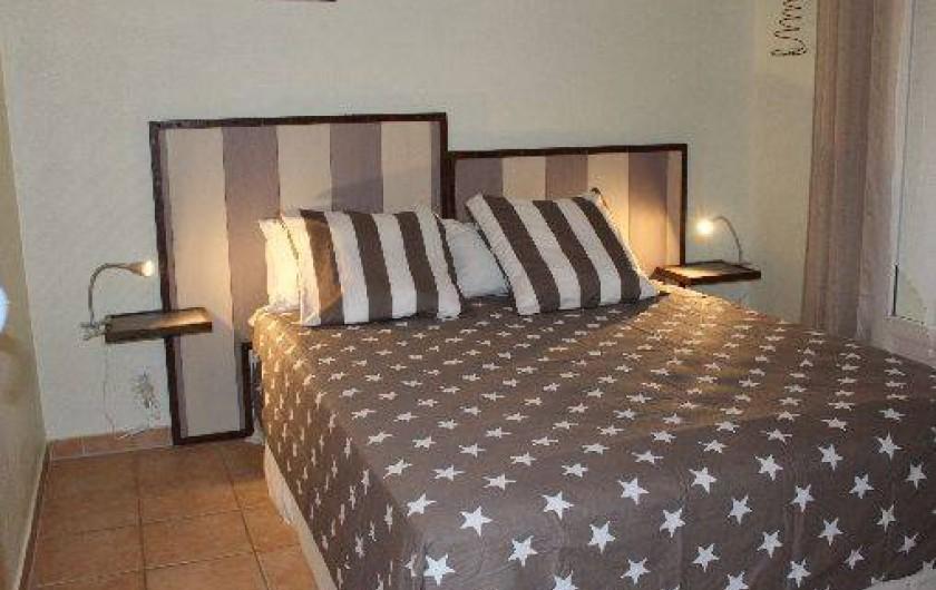 Location de vacances - Villa à Aubenas - chambre 3