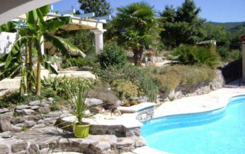 Location de vacances - Gîte à Robiac-Rochessadoule