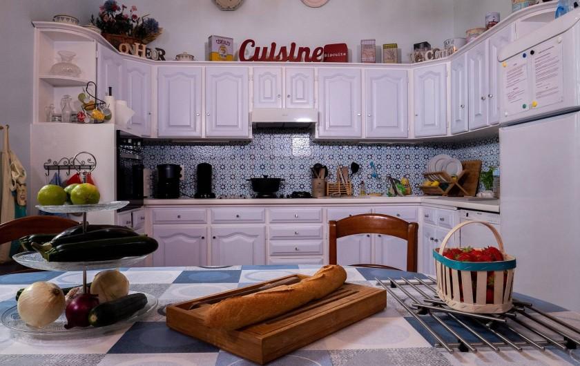 Location de vacances - Maison - Villa à Bessan - The kitchen