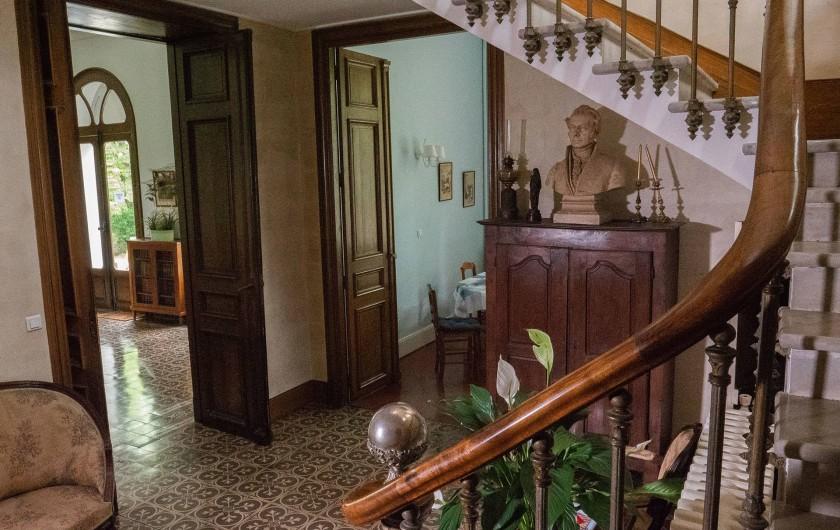 Location de vacances - Maison - Villa à Bessan - Up to the first floor