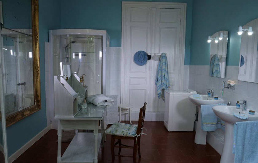 Large and luminous Bath room