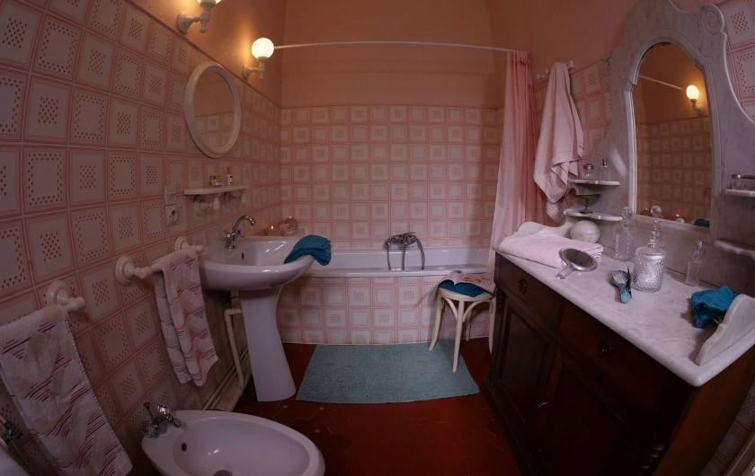 Location de vacances - Maison - Villa à Bessan - en suite bath room