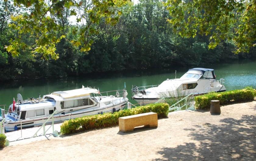 Location de vacances - Maison - Villa à Bessan - Canal du Midi