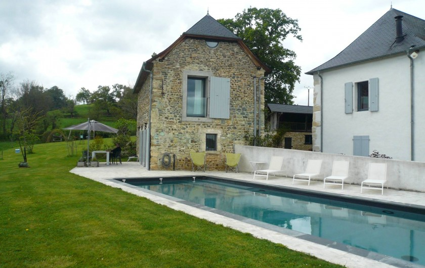 Location de vacances - Gîte à Lucq-de-Béarn