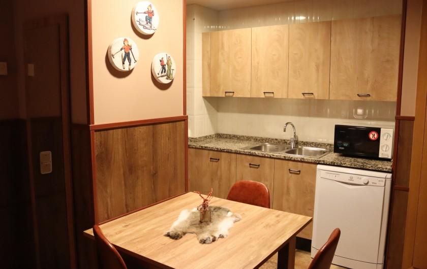 Location de vacances - Appartement à Llorts