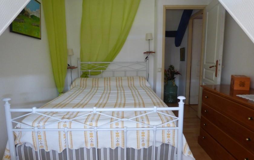 Location de vacances - Gîte à Lourdes - chambre n°2