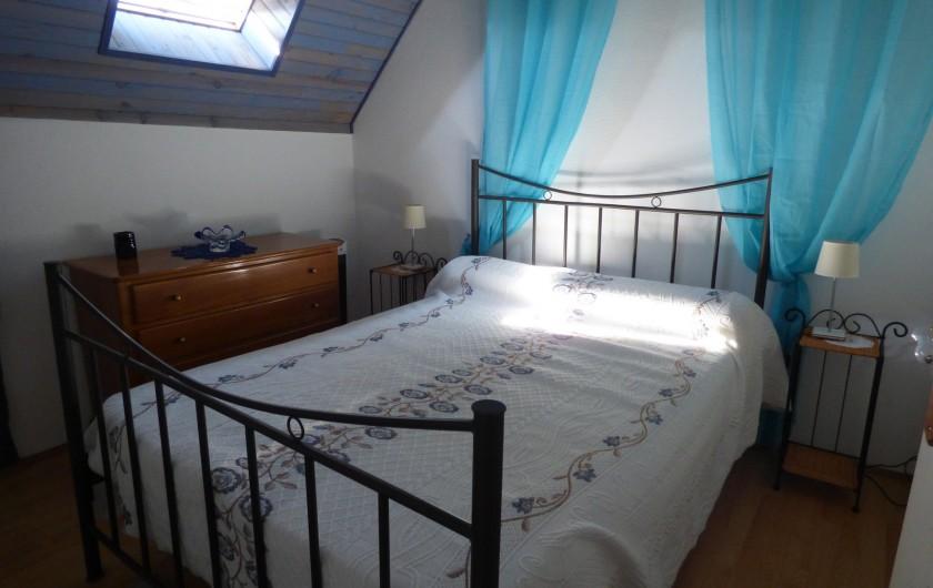 Location de vacances - Gîte à Lourdes - chambre n°1