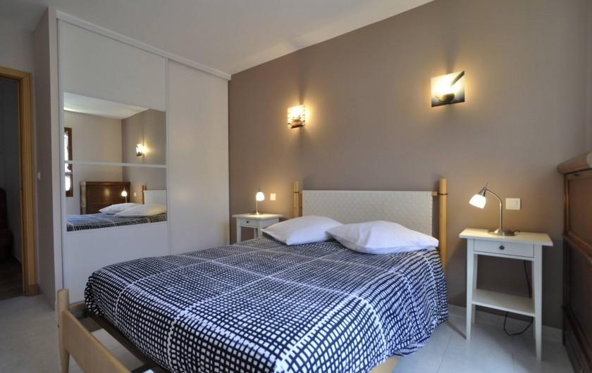 Location de vacances - Villa à Menton - Chambre 2