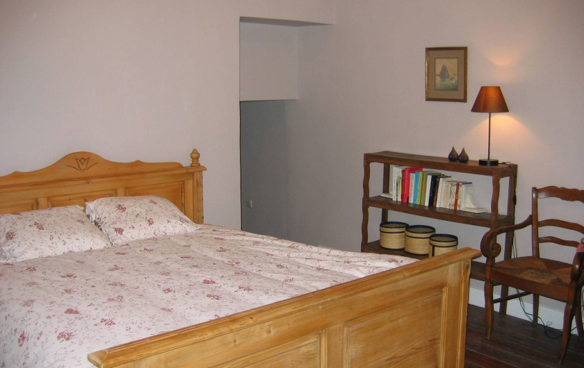 Location de vacances - Maison - Villa à Falaen - chambre Châtaigne