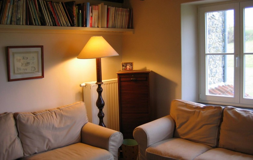Location de vacances - Maison - Villa à Falaen - salon