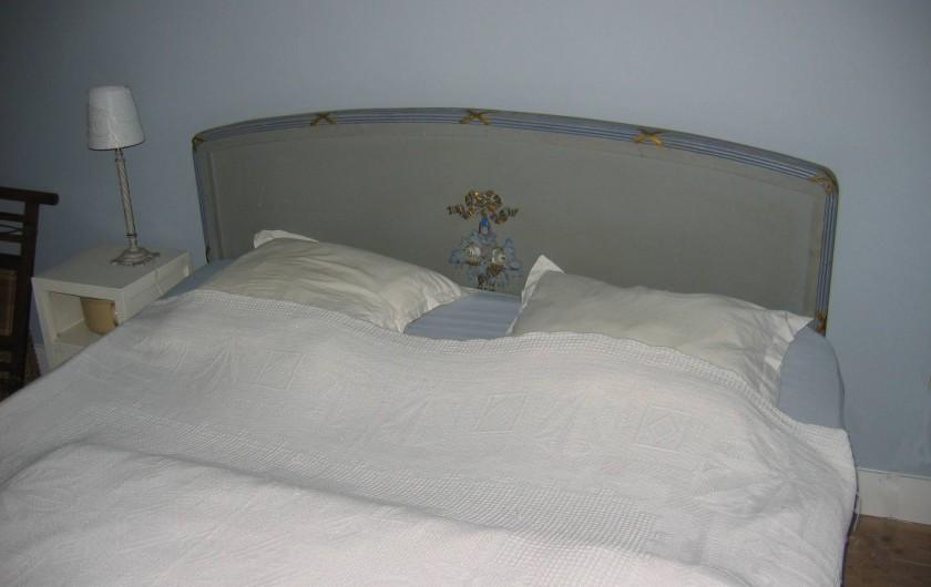 Location de vacances - Maison - Villa à Falaen - chambre Bleuet