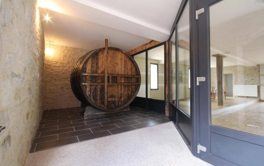 Location de vacances - Gîte à Châtillon-en-Bazois - Le Foudre du Bazois