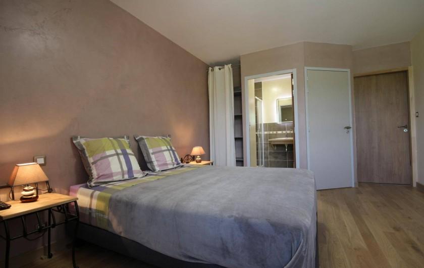 Location de vacances - Gîte à Châtillon-en-Bazois - Chambre 4