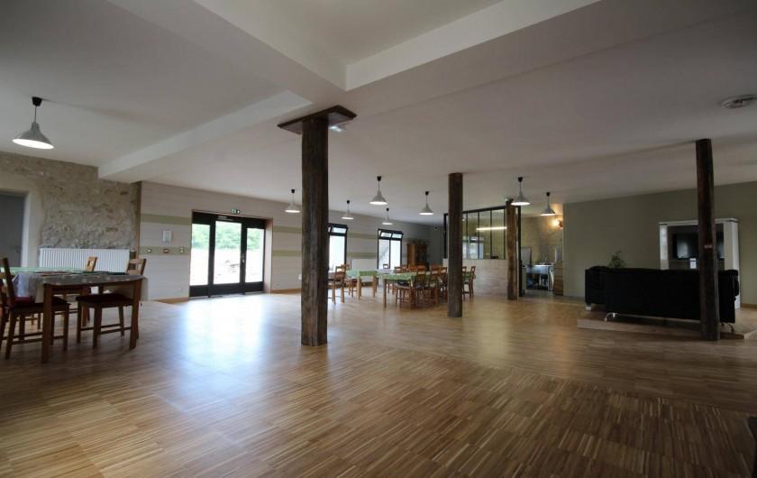 Location de vacances - Gîte à Châtillon-en-Bazois - Salle de réception
