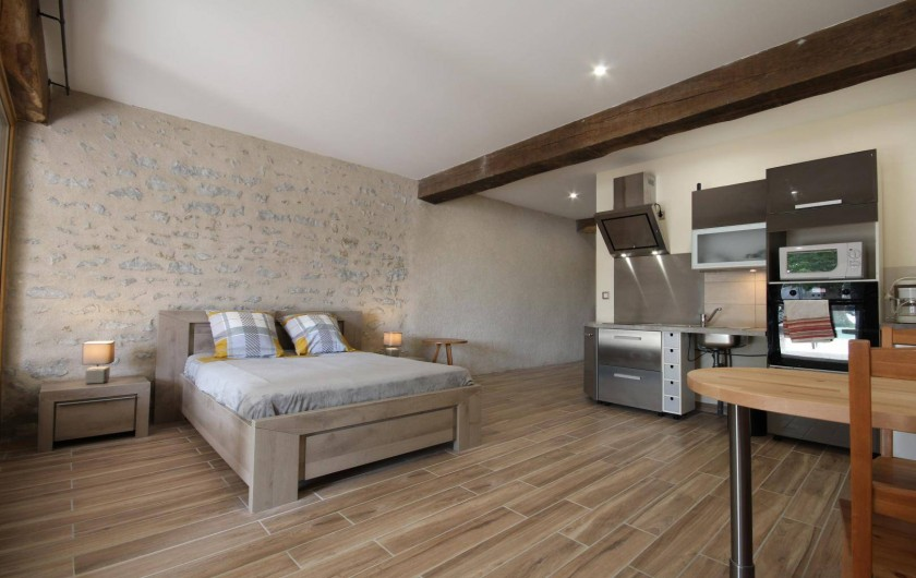 Location de vacances - Gîte à Châtillon-en-Bazois - chambre 5