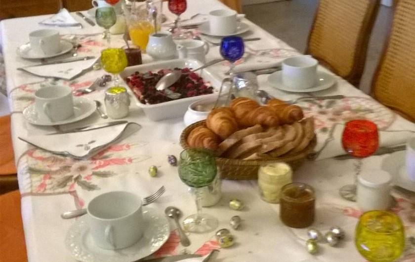 Location de vacances - Chambre d'hôtes à Fabrègues - Autre vue gourmande...