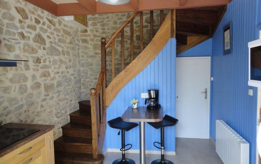 Location de vacances - Villa à Névez - La cuisine suite