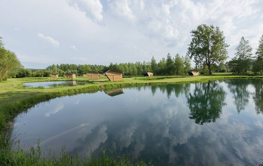 Location de vacances - Bungalow - Mobilhome à Matringhem