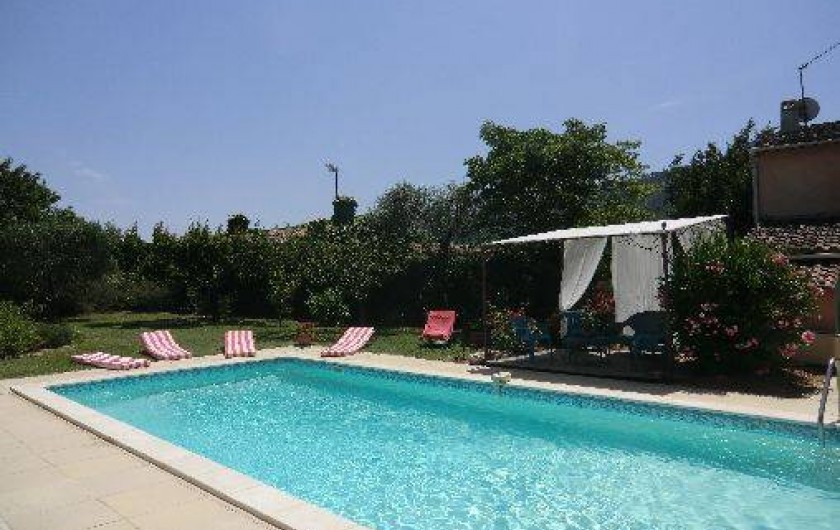 Location de vacances - Maison - Villa à Le Castellet