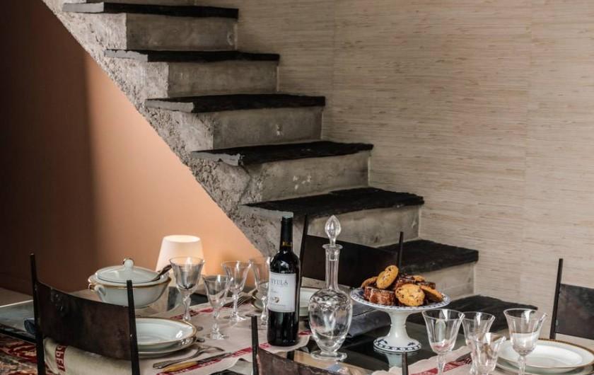 Location de vacances - Chambre d'hôtes à Marseille - table d'hôtes pour les chambres d'hôtes à Marseille