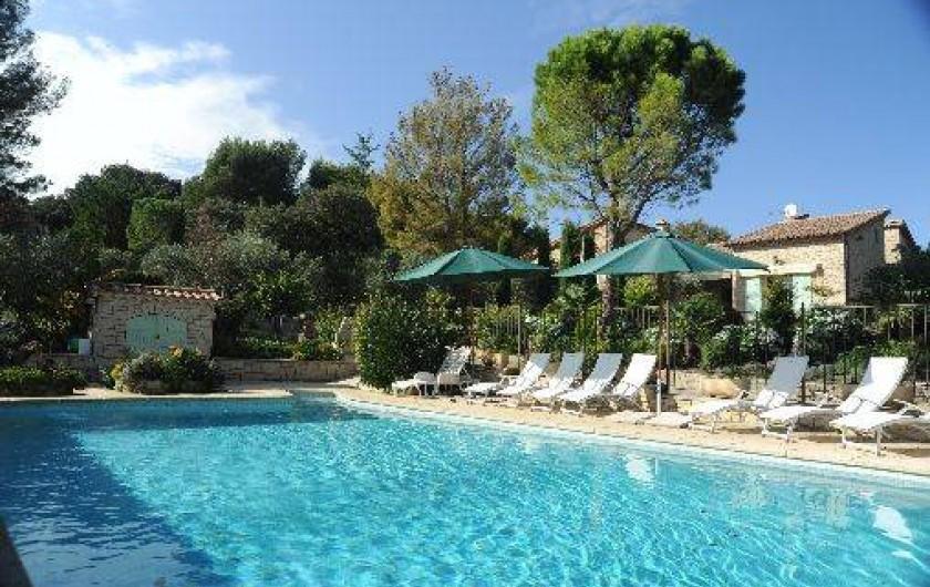 Location de vacances - Villa à Crillon-le-Brave