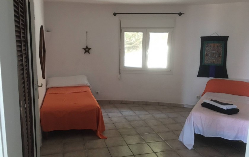Location de vacances - Villa à Sant Antoni de Portmany - The Bedroom 3