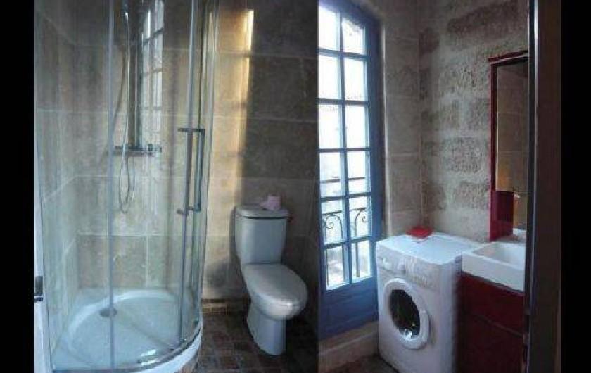 Location de vacances - Appartement à Pézenas - Salle d'eau