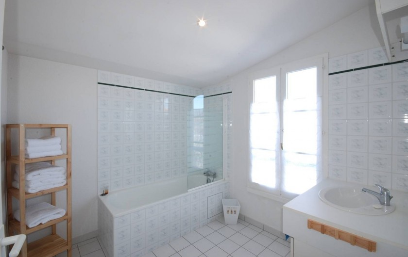 Location de vacances - Maison - Villa à Saint-Martin-de-Ré - la salle de bain